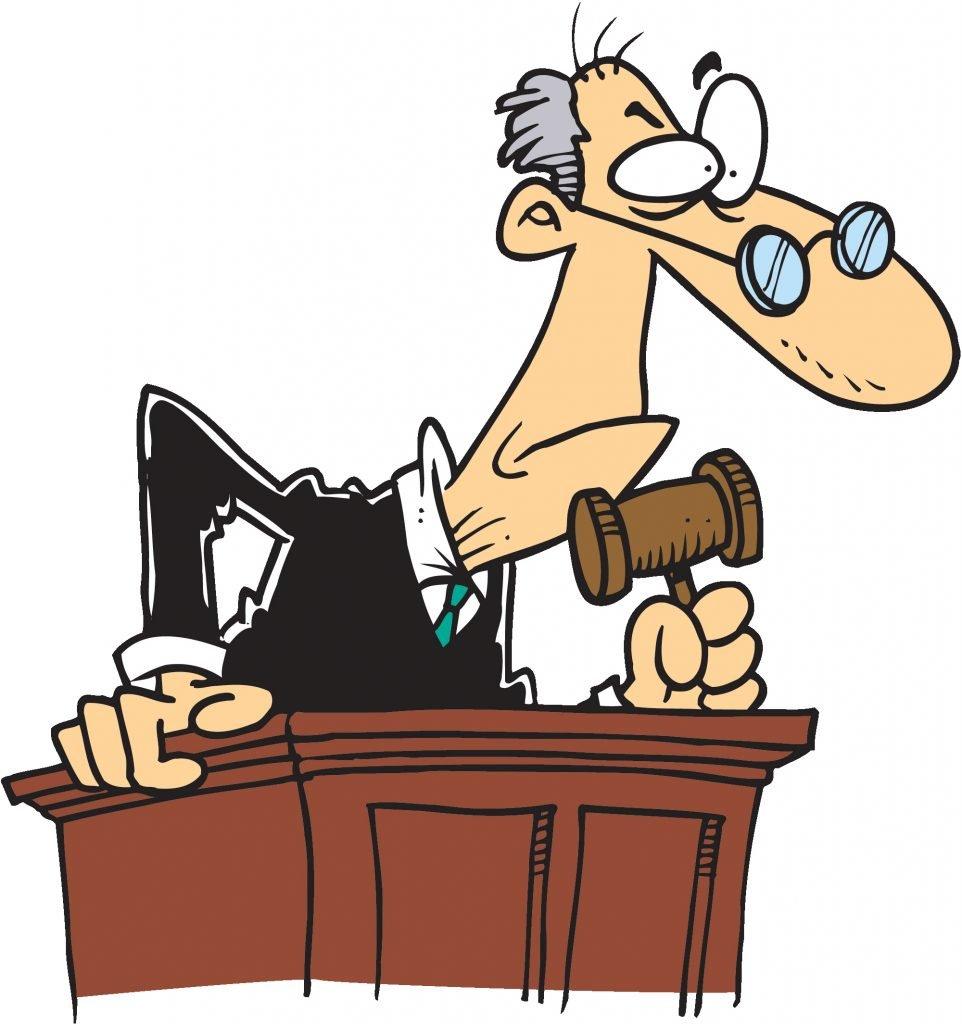 prepararte para testificar en un juicio