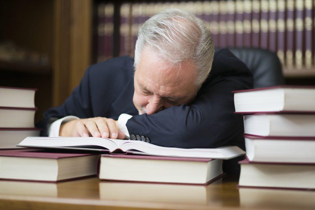 falta de confianza en tu abogado de oficio
